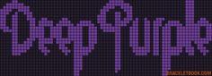 Alpha Friendship Bracelet Pattern #9499 - BraceletBook.com