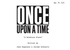 Here's another #OnceUponATime #titlespoiler -- hope to see ya in March!