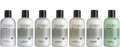 Shampoo + conditioner, Damn nice hair (new dutch brand)