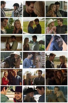 Heartland - Amy and Ty Moments from each episode- Season 6