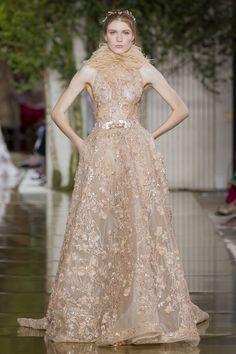 #ZuhairMurad   #fashion  #Koshchenets      Zuhair Murad   Haute Couture - Autumn 2017   Look 26