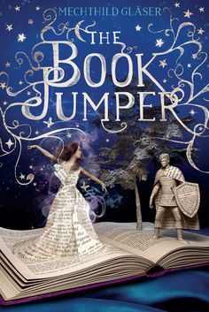 The Book Jumper by Mechthild Gläser