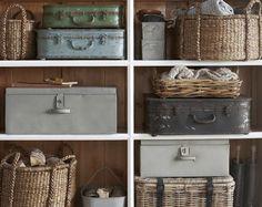 Vintage Storage Idea