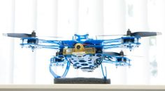 If you want drones to deliver packages and food to your doorstep in the future, they'll need to break free of the limitations of WiFi. That's one major reason why AT&T is gearing up to test drones on. Drones, Drone Quadcopter, Latest Drone, New Drone, System On A Chip, Desing Inspiration, Pr Newswire, Rc Hobbies, Tecnologia