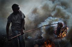 Haunting photos show human impact of digital waste