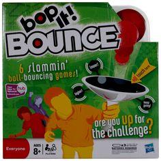 bob it bounce