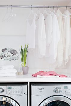Laundry room location - Style At Home