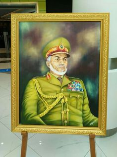 HM Sultan Qaboos, Oman Sultan Qaboos, Art, Art Background, Kunst, Performing Arts, Art Education Resources, Artworks