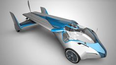 Aeromobil 2.5 Flying Car Is 0.5 Steps Closer to a Consumer-Ready Flying Car - core77.com