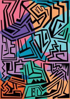90s patterns tumblr