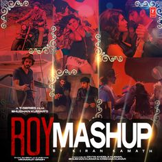 Roy Mashup (2015)- Single