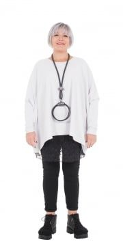 Powder Oversized Sweatshirt