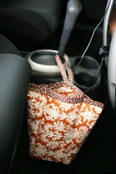 Traveling Trash Bag! In keeping with the theme of my last post about The Perfect Road Trip Pillow and in preparation of our vacations to Las Vegas and Disneyland next month, I decided to make a reusable car trash bag. In the past, we have always just...