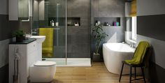 How to plan the perfect bathroom design  - housebeautiful.co.uk