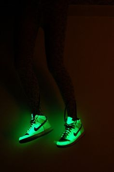 4937345c8574 19 Best Nike s glow in the dark (must have) images