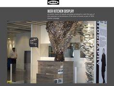 IKEA Display on Behance