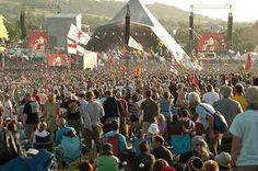 Sold out Glastonbury- I want to sing to the world! 150,000 people!