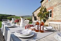 Luxury Holiday Cottages in Dorset & Somerset, Dove House and Swallows