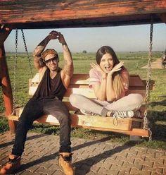 Antonia and alex velea Outdoor Furniture, Outdoor Decor, Couple Photos, Dan, Google, Journals, Couple Shots, Couple Pics, Outdoor Furniture Sets