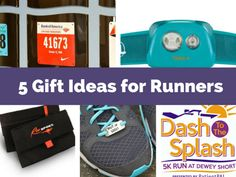 Are you looking for the perfect gift for that special #runner in your life?  Here are 5 ideas: #dash15 #5k #couchto5k