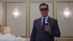 Donald Trump 'Pee Pee Tape:' Watch Stephen Colbert Investigate That Infamous Moscow Presidential Hotel Suite