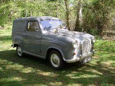 1963 Austin Van SOLD, 1963 Austin Van looking for a good home. Vintage Vans, Vintage Auto, Austin Cars, Old Commercials, Panel Truck, Cool Vans, Van For Sale, Cars Uk, A30
