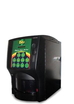 Tea Coffee Vending Machines Fresh Brew And Premix Are Ed By The Taste Quality Of India S Much Loved Brands Taj Mahal Red