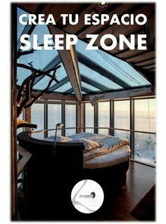 Una habitación esta planta superior con un techo de cristal está un poco más cerca de lo que la mayoría imaginamos como un espacio de ensueño, ¿y tú, nos enseñas tu #SleepZone ?