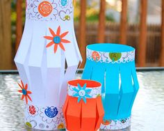 10 DIY Paper Lantern Crafts That Your Kids Will Love 6 - https://www.facebook.com/diplyofficial