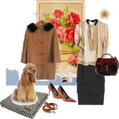 """Vintage Sunday Morning"" by deca30 on Polyvore"