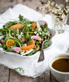Yummy Supper: A SALAD FOR THE EDIBLE SCHOOLYARD {+ my little video on how to supreme an orange}