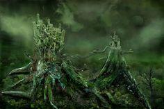 Forest Life  by Teddynash