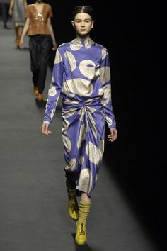 DRIES VAN NOTEN/WINTER 07-08 - passion-for-fashion Photo