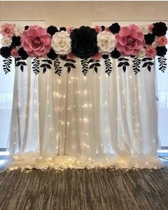 Details that make your xv year party different. 15 ideas to celebrate your xv year party . - Details that make your xv year party different. 15 ideas to decorate your xv year party. 15 ideas t - Quinceanera Decorations, Birthday Decorations, Wedding Decorations, Quinceanera Party, Birthday Backdrop, Party Planning, Wedding Planning, Wedding Ideas, Baby Shower Backdrop