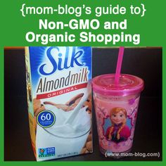 A Guide to Non #GMO and #Organic Labels and how to find bargains when shopping