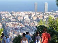 Un anno a Barcelona...