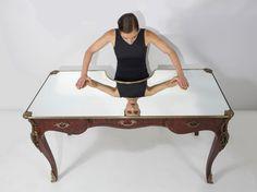 The Narcissus Desk by Sebastian Errazuriz