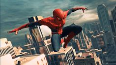 spider man  | The Amazing Spider Man Coming To Wii U In The Spring | My Nintendo ...