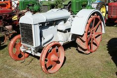 Fordson Type F Tractor.