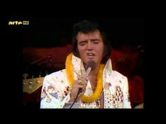 Elvis Presley Aloha from Hawaii Concert 1973 - YouTube