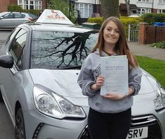 Great Customer Review from Amy Shearer who said…….  I found out about Elite through the internet as I was searching for a reliable driving instructor however, it was only when my friend from work recommended Elite did I decide to book my lessons. After being with several driving instructors from various companies I wanted an instructor who I could easily get on with and who I felt completely comfortable with.  I rang Elite and got booked in within the week, it was great!