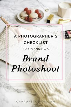 A Photographer's Checklist for Planning a Brand Photoshoot by Charuk Studios branding inspiration Personal Branding, Branding Your Business, Corporate Branding, Branding Design, Logo Design, Branding Ideas, Business Tips, Logo Branding, Design Design