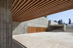 Volubilis Visitor Center / Kilo Architectures (4)
