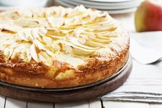 Bezlepkový jablkový koláč | Recepty.sk