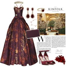 Designer Clothes, Shoes & Bags for Women Ball Dresses, Ball Gowns, Evening Dresses, Prom Dresses, Elegant Dresses, Pretty Dresses, Beautiful Dresses, Classy Outfits, Stylish Outfits