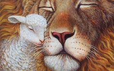 Bíblia Ensina: O Cordeiro e o Leão