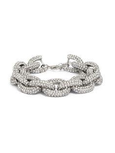 Medium Original Pavé Links Bracelet   BaubleBar