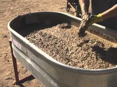 Adobe in Action's Adobe Brickmaking Process - YouTube