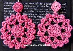Výsledok vyhľadávania obrázkov pre dopyt crochet earrings