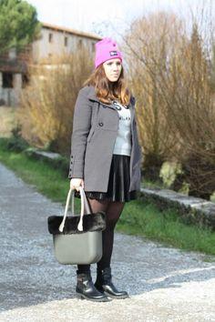 #newpost #newoutfit #fashion #fashionblogger #streetstyle #angieclausblog #felpa #sweater #MSGMMILANO #berets #maisenza #pink #coat #charget #obag #fullspot #borsa #skirt #plissè #plissettata #lafatascalza #boots #ilbancodimarilyn #leather  http:// http://angieclausblog.com/2015/01/26/eggparty-r-evolution-2015-e-il-mio-nuovo-berretto-maisenza/ angieclausblog.com/2015/01/26/eggparty-r-evolution-2015-e-il-mio-nuovo-berretto-maisenza/